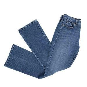 Levi's 515 Boot Cut Jeans Size 6 Medium Mid Rise